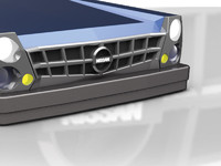 Grille Nissan